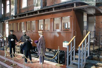 明治時代の客車1