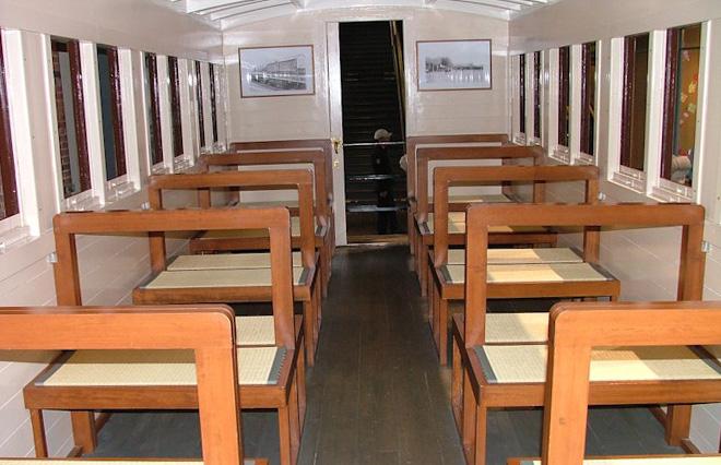 明治時代の客車2