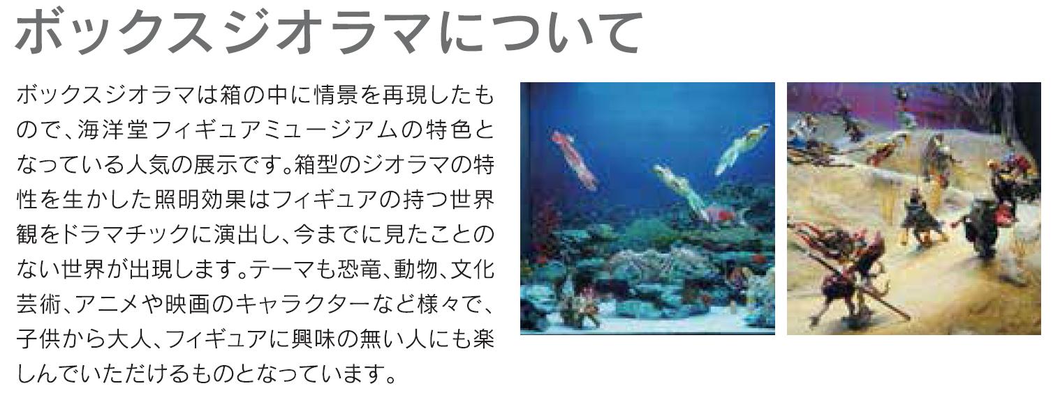 海洋堂ジオラマワールド7