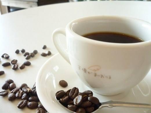 coffee+天使が舞い降りる