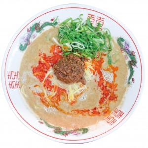 6 博多拉坦麺まるたん
